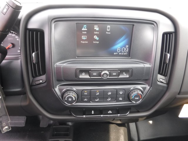 2017 Silverado 3500 Regular Cab 4x4, Cab Chassis #17758 - photo 9