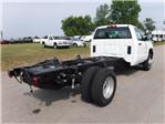 2017 Silverado 3500 Regular Cab 4x4, Cab Chassis #17758 - photo 1