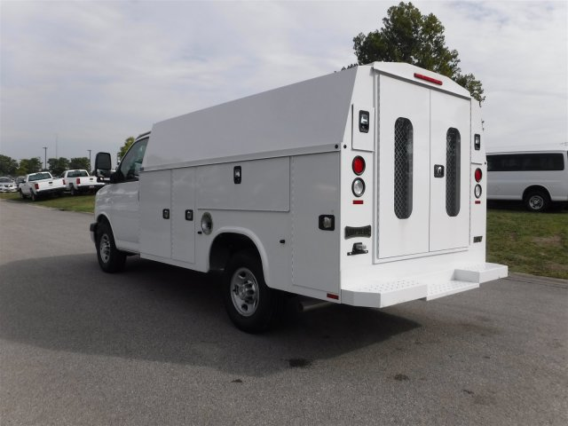 2017 Express 3500, Service Utility Van #17820 - photo 6