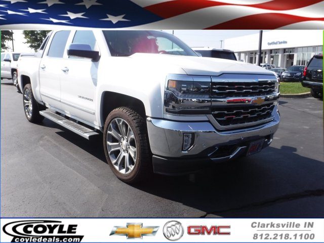 2017 Silverado 1500 Crew Cab 4x4,  Pickup #17833 - photo 1
