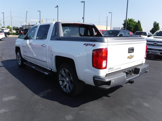 2017 Silverado 1500 Crew Cab 4x4,  Pickup #17833 - photo 29