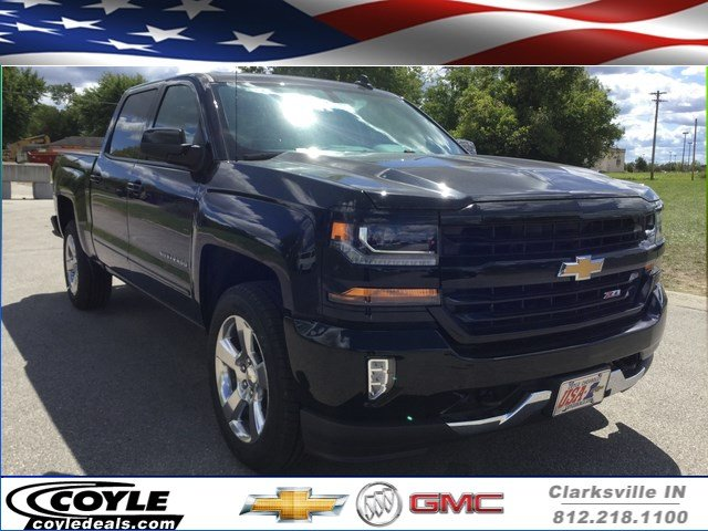 2017 Silverado 1500 Crew Cab 4x4 Pickup #17887 - photo 1