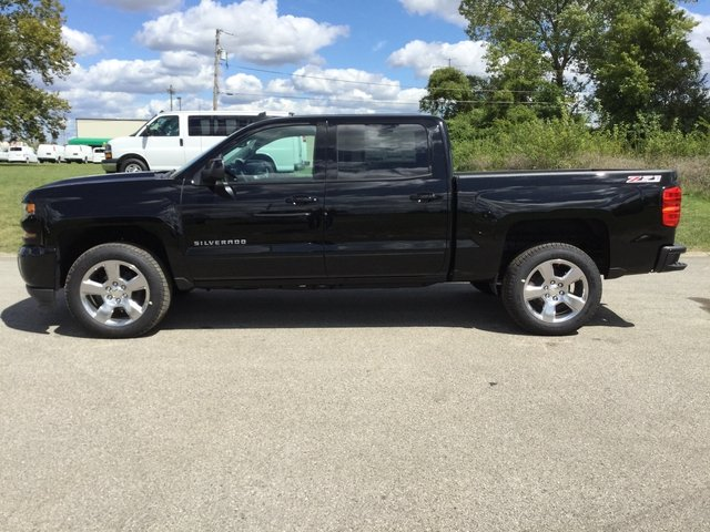 2017 Silverado 1500 Crew Cab 4x4 Pickup #17887 - photo 12