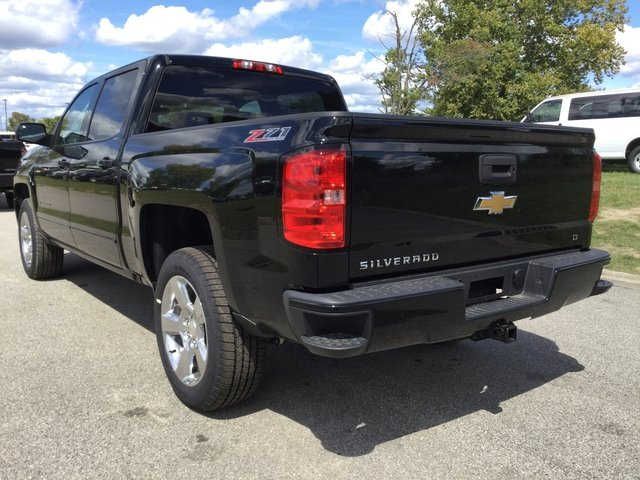 2017 Silverado 1500 Crew Cab 4x4 Pickup #17887 - photo 31