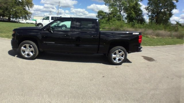 2017 Silverado 1500 Crew Cab 4x4 Pickup #17887 - photo 6