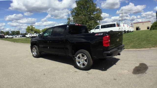 2017 Silverado 1500 Crew Cab 4x4 Pickup #17887 - photo 8