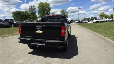 2017 Silverado 1500 Crew Cab 4x4 Pickup #17887 - photo 7