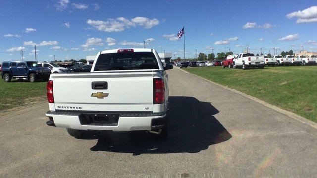2017 Silverado 1500 Crew Cab 4x4 Pickup #17889 - photo 9
