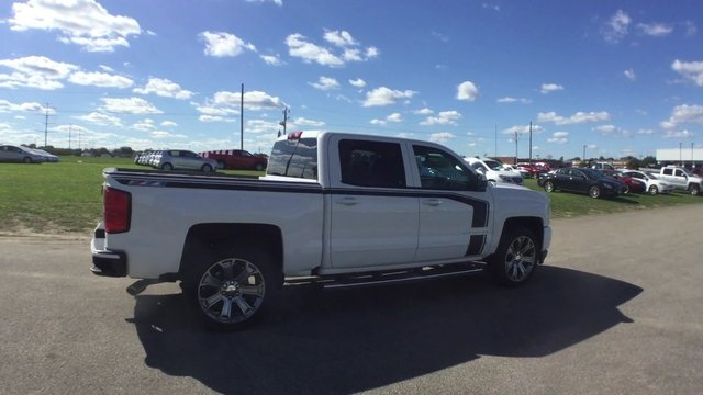 2017 Silverado 1500 Crew Cab 4x4 Pickup #17889 - photo 8