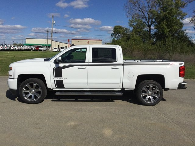 2017 Silverado 1500 Crew Cab 4x4 Pickup #17889 - photo 20