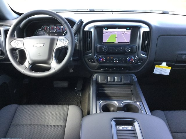 2017 Silverado 1500 Crew Cab 4x4 Pickup #17889 - photo 23