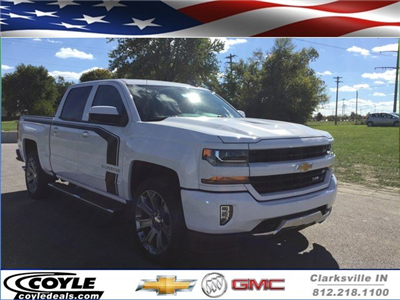2017 Silverado 1500 Crew Cab 4x4 Pickup #17889 - photo 1