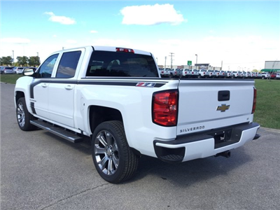 2017 Silverado 1500 Crew Cab 4x4 Pickup #17889 - photo 26