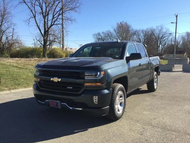 2017 Silverado 1500 Crew Cab 4x4 Pickup #17911 - photo 12