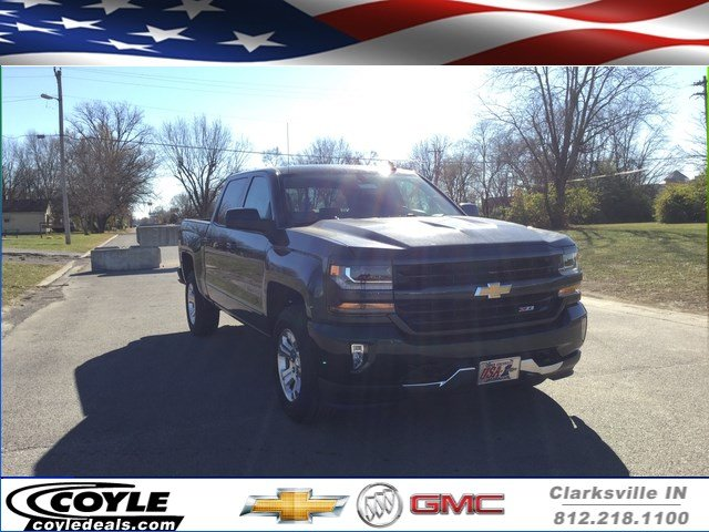 2017 Silverado 1500 Crew Cab 4x4 Pickup #17911 - photo 1
