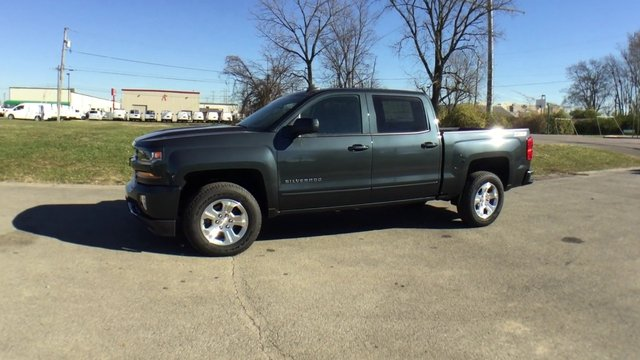 2017 Silverado 1500 Crew Cab 4x4 Pickup #17911 - photo 5