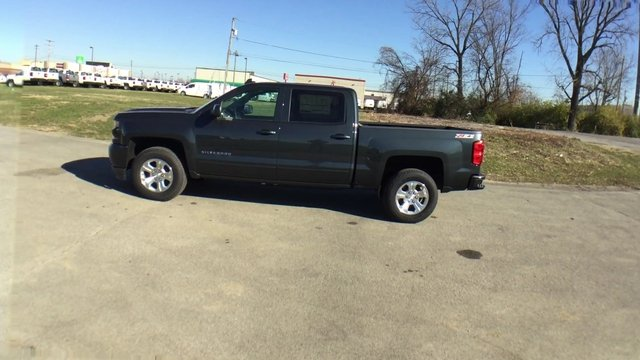 2017 Silverado 1500 Crew Cab 4x4 Pickup #17911 - photo 6