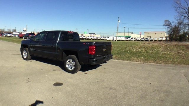2017 Silverado 1500 Crew Cab 4x4 Pickup #17911 - photo 7