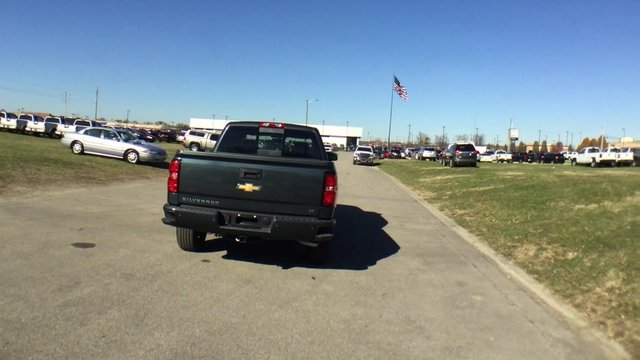 2017 Silverado 1500 Crew Cab 4x4 Pickup #17911 - photo 8