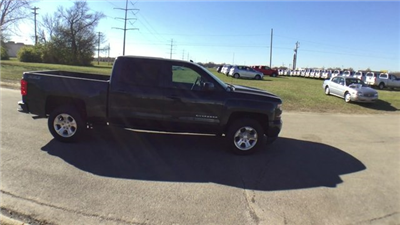 2017 Silverado 1500 Crew Cab 4x4 Pickup #17911 - photo 10