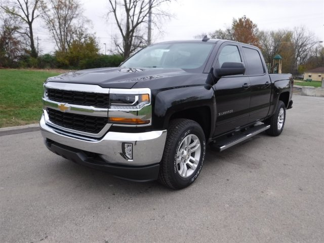 2017 Silverado 1500 Crew Cab 4x4 Pickup #17914 - photo 4