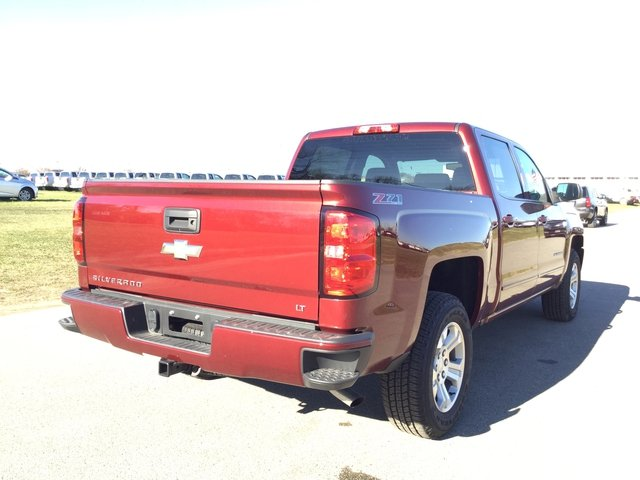 2017 Silverado 1500 Crew Cab 4x4 Pickup #17924 - photo 2