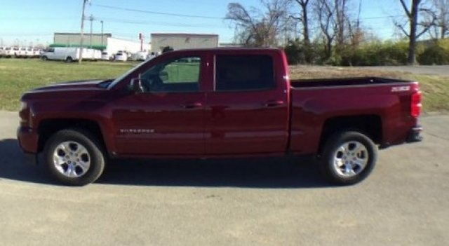 2017 Silverado 1500 Crew Cab 4x4 Pickup #17924 - photo 30