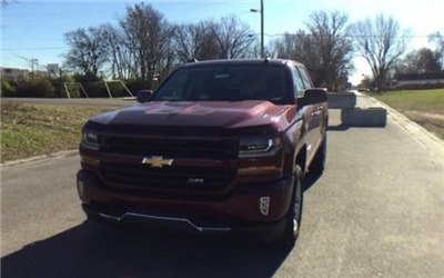 2017 Silverado 1500 Crew Cab 4x4 Pickup #17924 - photo 28