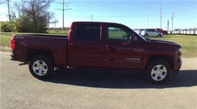 2017 Silverado 1500 Crew Cab 4x4 Pickup #17924 - photo 34