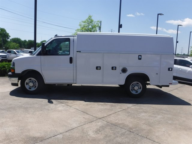 2017 Express 3500, Knapheide Service Utility Van #17969 - photo 5