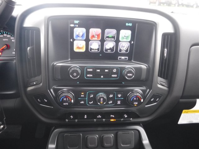 2018 Silverado 1500 Crew Cab 4x4 Pickup #18139 - photo 18