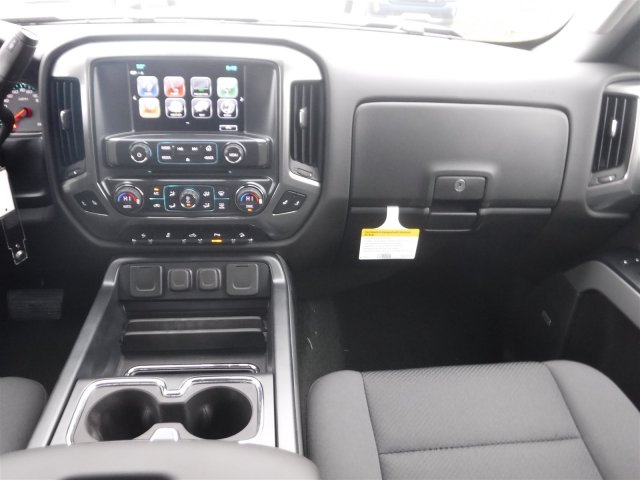 2018 Silverado 1500 Crew Cab 4x4 Pickup #18139 - photo 26