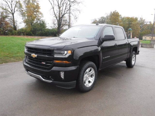 2018 Silverado 1500 Crew Cab 4x4 Pickup #18139 - photo 6
