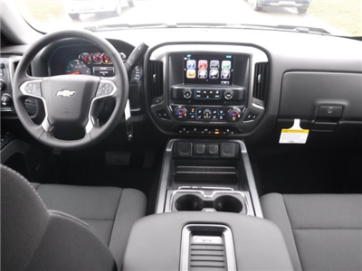 2018 Silverado 1500 Crew Cab 4x4 Pickup #18139 - photo 24