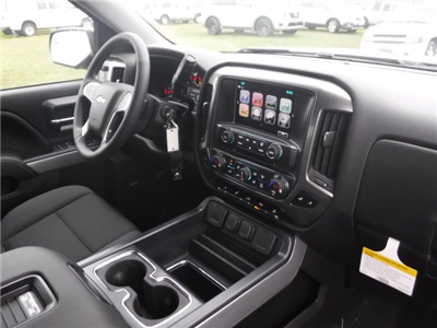 2018 Silverado 1500 Crew Cab 4x4 Pickup #18139 - photo 29