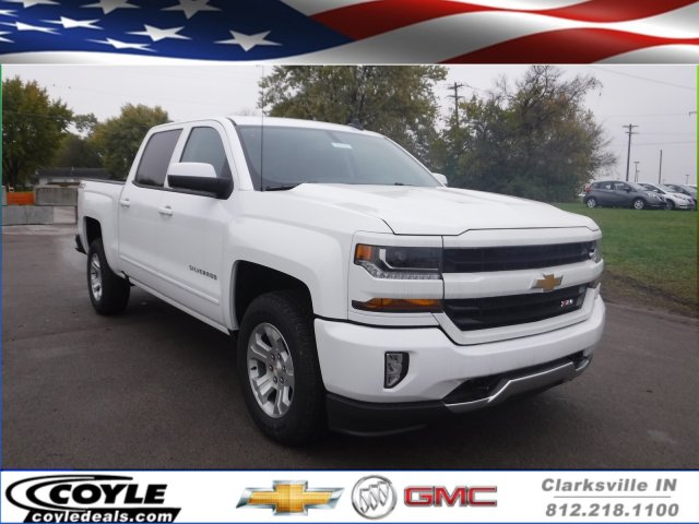 2018 Silverado 1500 Crew Cab 4x4 Pickup #18142 - photo 1
