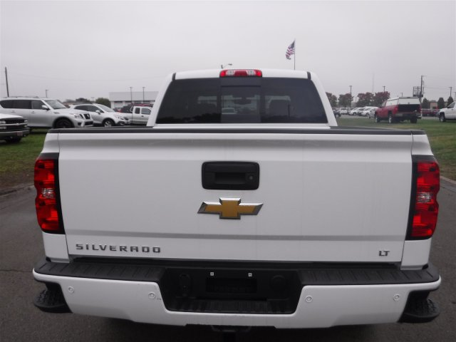 2018 Silverado 1500 Crew Cab 4x4, Pickup #18142 - photo 26