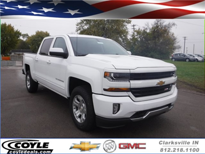 2018 Silverado 1500 Crew Cab 4x4, Pickup #18142 - photo 1