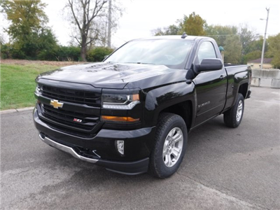 2018 Silverado 1500 Regular Cab 4x4, Pickup #18150 - photo 4