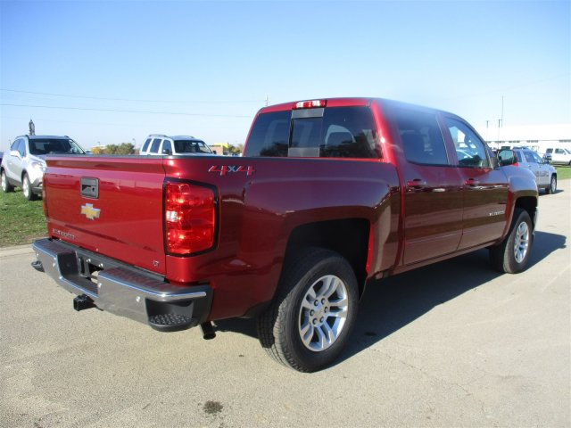 2018 Silverado 1500 Crew Cab 4x4 Pickup #18161 - photo 24