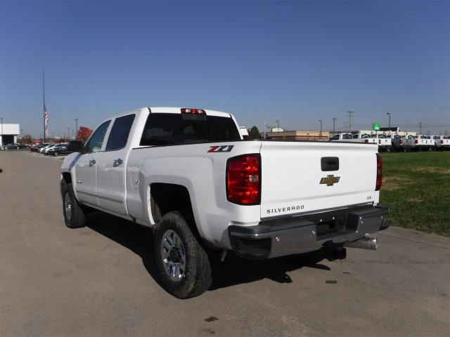 2018 Silverado 2500 Crew Cab 4x4 Pickup #18184 - photo 25