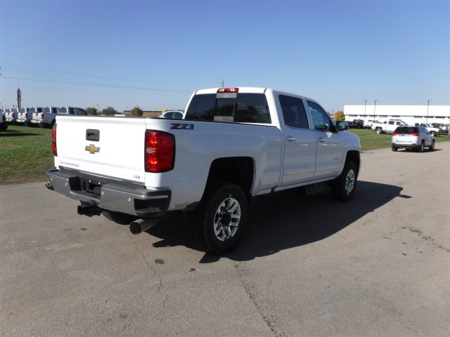 2018 Silverado 2500 Crew Cab 4x4 Pickup #18184 - photo 2