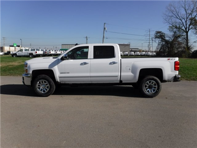 2018 Silverado 2500 Crew Cab 4x4 Pickup #18184 - photo 18