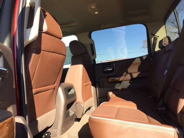 2018 Silverado 2500 Crew Cab 4x4, Pickup #18210 - photo 21