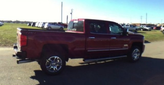 2018 Silverado 2500 Crew Cab 4x4, Pickup #18210 - photo 39