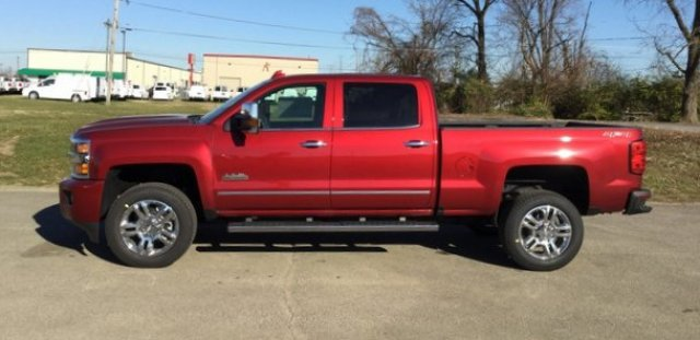 2018 Silverado 2500 Crew Cab 4x4, Pickup #18210 - photo 43