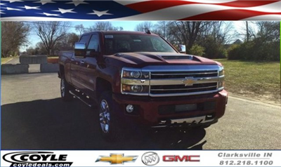 2018 Silverado 2500 Crew Cab 4x4, Pickup #18210 - photo 1