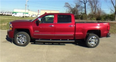 2018 Silverado 2500 Crew Cab 4x4, Pickup #18210 - photo 36