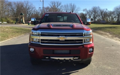 2018 Silverado 2500 Crew Cab 4x4, Pickup #18210 - photo 41