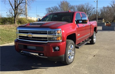 2018 Silverado 2500 Crew Cab 4x4, Pickup #18210 - photo 42